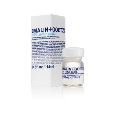 Malin+Goetz 10% Anti-Acne Sulfur Paste (14 ml)