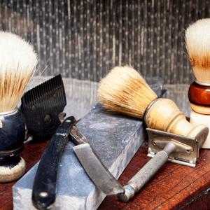 Barbermaskiner vs. Skrabere