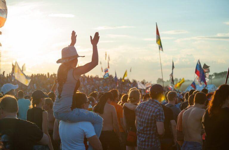 Festival gæster