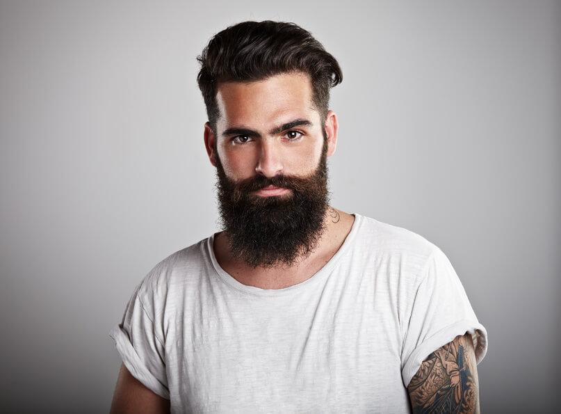 hvordan får man langt hår mænd