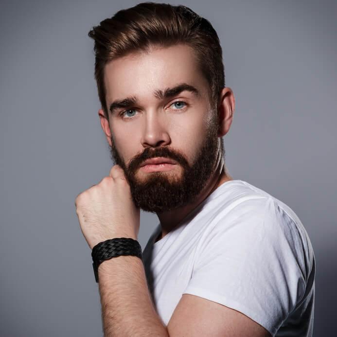Skægt Trends 2016 - Det korte skæg