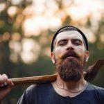 afblegning af skæg
